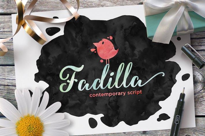 Cover Image For Fadilla