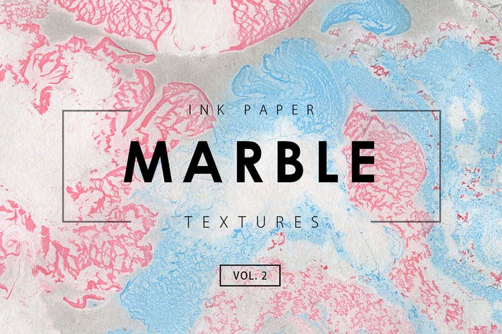 Thumbnail for Marble Ink Textures 2