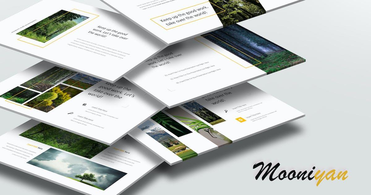 Download Mooniyan - Google Slides Template by aqrstudio