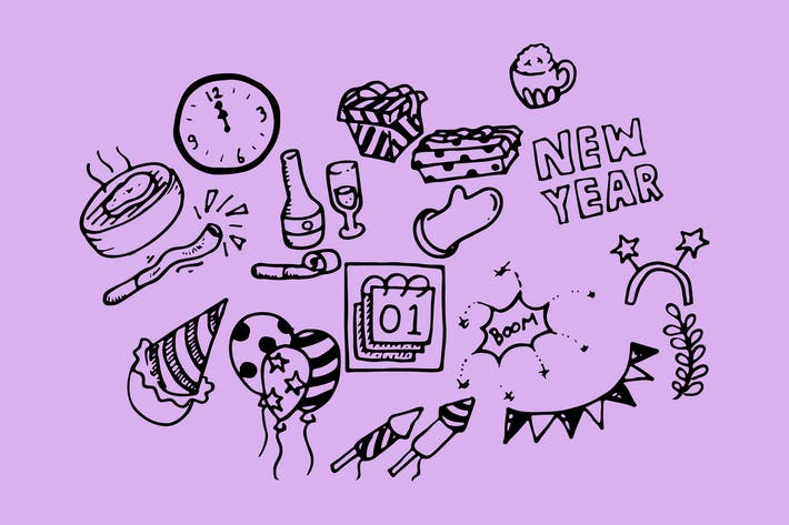 Thumbnail for Party Doodles Collection