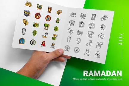 Ramadan - Icones