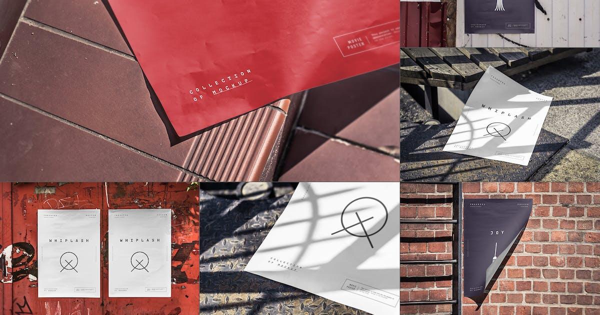 Download Urban Poster Mock-up 3 by yogurt86