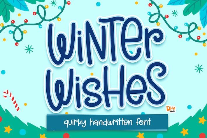 Thumbnail for Voeux d'hiver