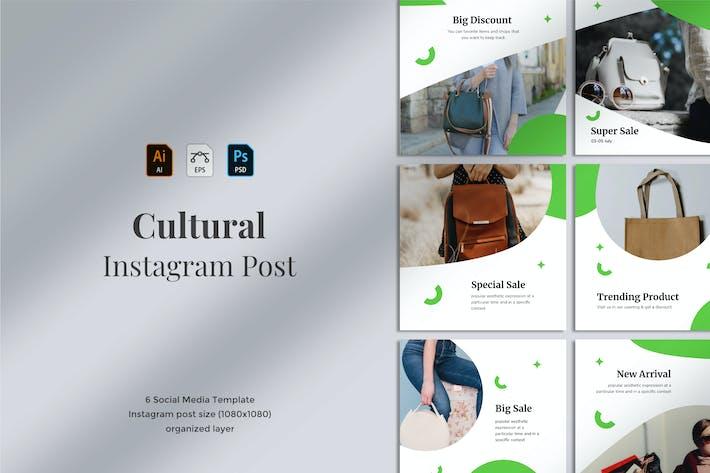 Thumbnail for Cultural - Social Media Post 07