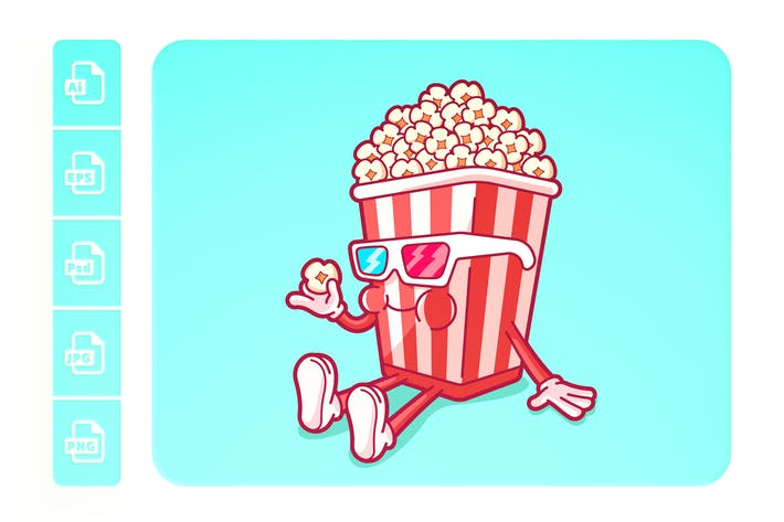 Thumbnail for Pop Corn - Enjoying The Movie