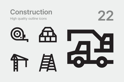 Construction #2 icons
