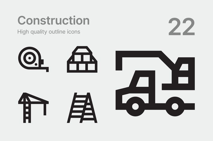 Thumbnail for Construction #2 icons