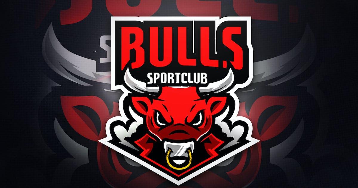Download Bulls Sportclub - Macsot & EsportLogo by aqrstudio
