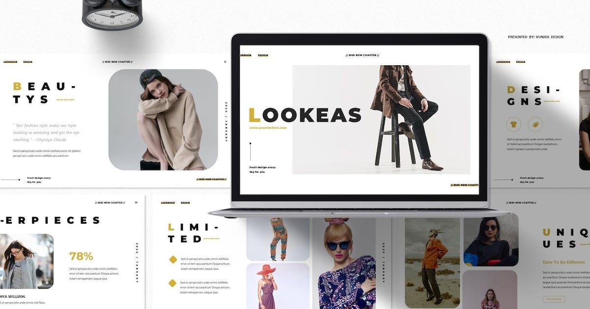 Download Lookeas   Google Slides Template by Vunira