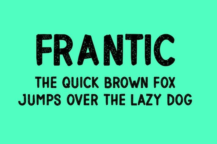 Thumbnail for Frantic