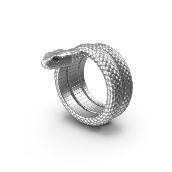Thumbnail for Змеиное кольцо Серебро