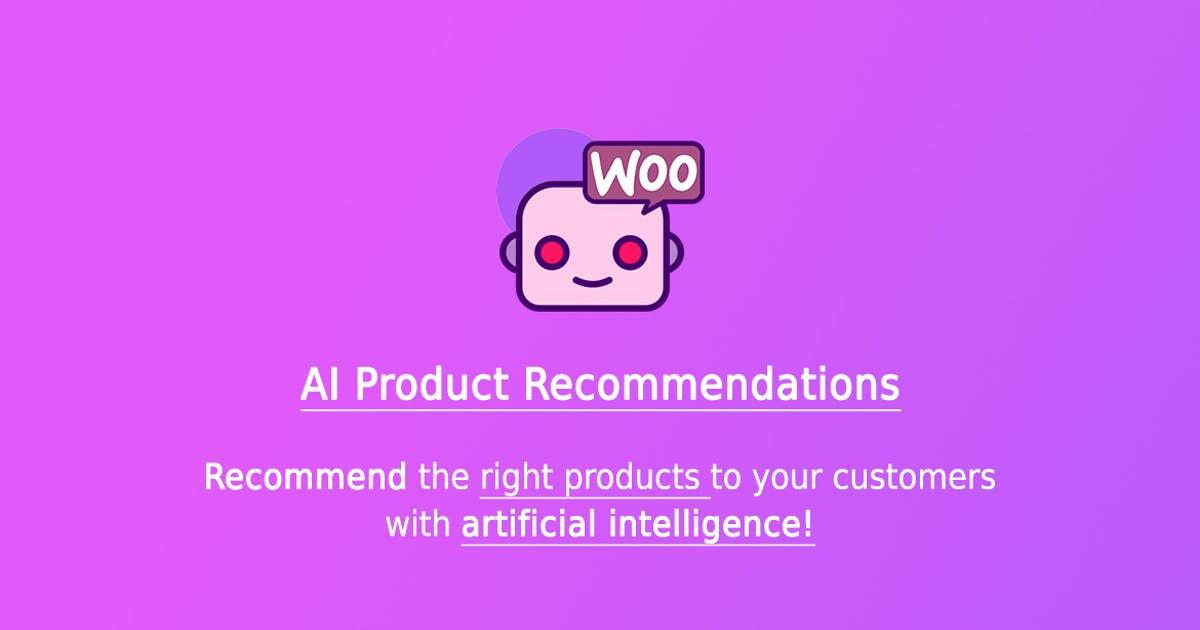 Download AI Product Recommendations for WooCommerce by divcoderPlugins