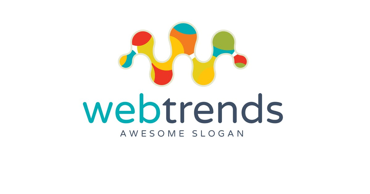 Download Web Trends Logo Template by hoanglam1607