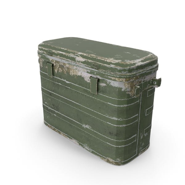 Thumbnail for Military Cooler Vintage Version