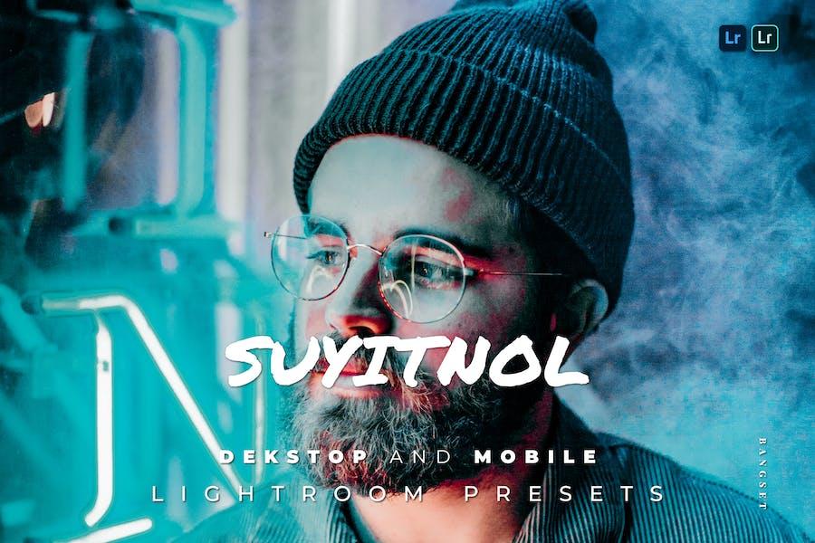 Suyitnol Desktop and Mobile Lightroom Preset
