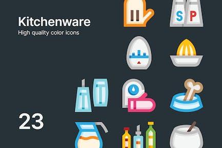 Kitchenware Icons
