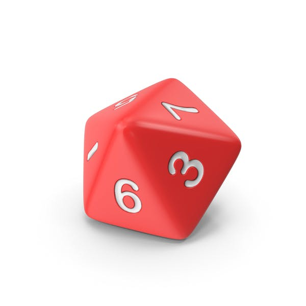 Thumbnail for Polyhedral 10 Sided Die