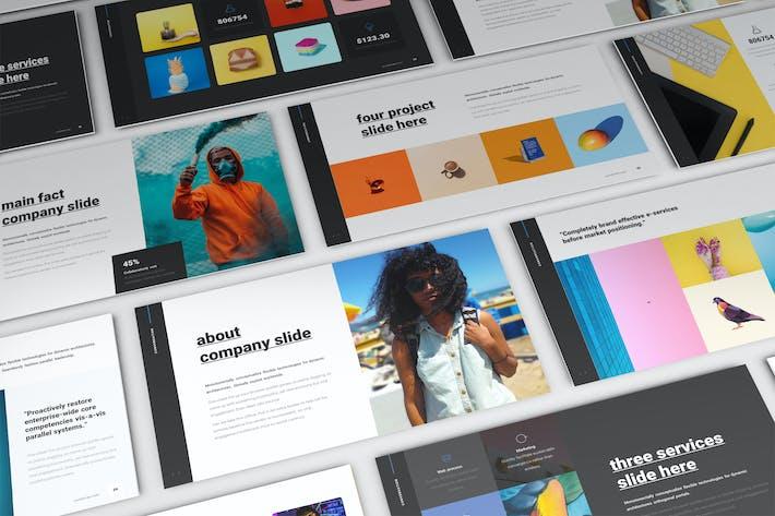 Thumbnail for Conversation - Corporate Presentation