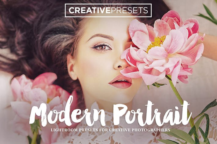 Thumbnail for Modern Portrait Lightroom Presets