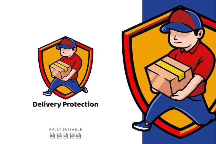 Schutz der Lieferung