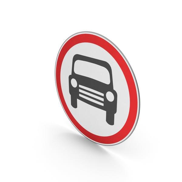 Thumbnail for Road Sign No Power Driven Vehicles