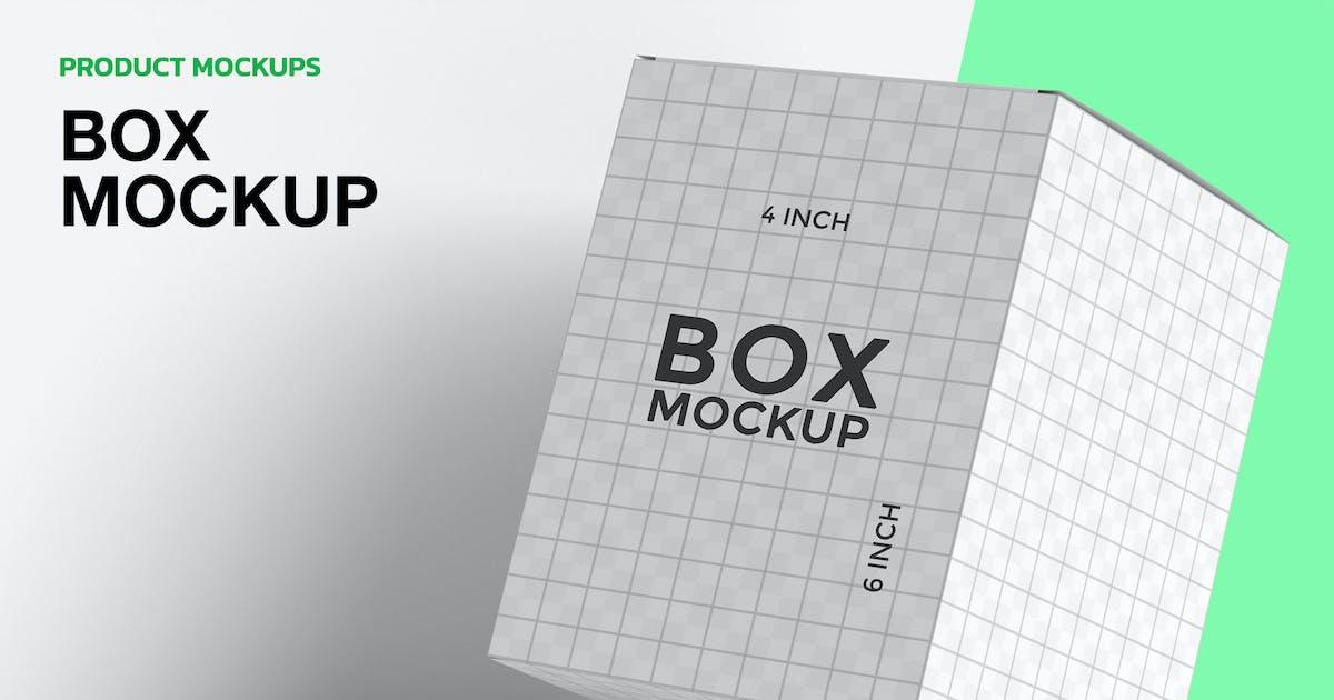 Download Box - Mockup by graptailstudio