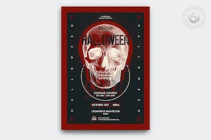 Halloween Flyer Template V25