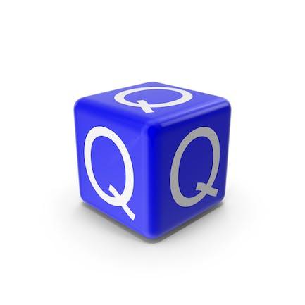 Blue Q Block