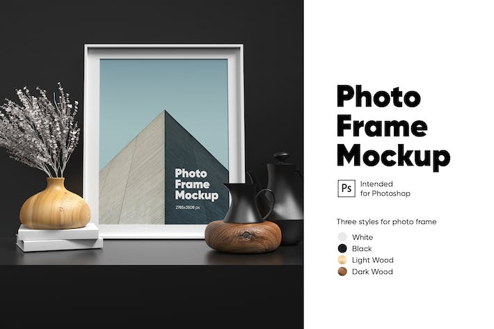 Thumbnail for Photo Frame Mockup
