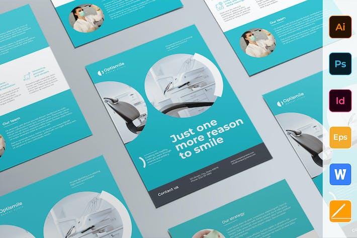 Thumbnail for Dental Clinic Flyer