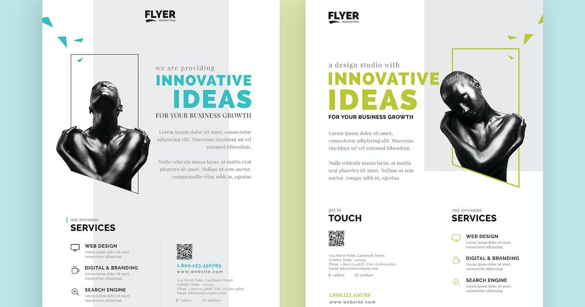 Download Creative / Corporate Flyer by webduck