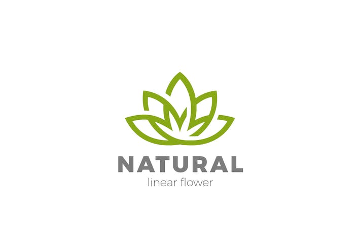 Thumbnail for Logo Lotus Flower Yoga SPA Natural Cosmetics