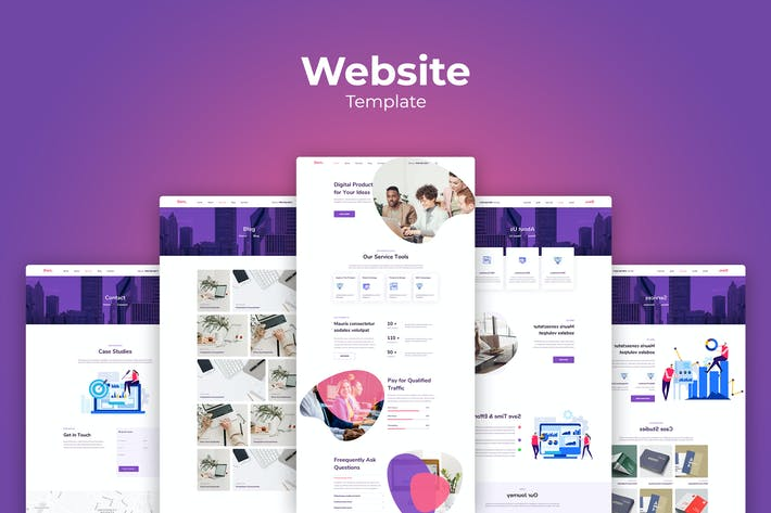 Thumbnail for Website Templates