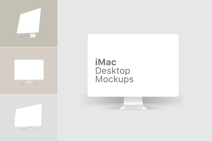 Thumbnail for iMac Mockup