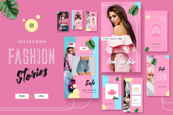 Cover Image For Instagram Fashion Stories