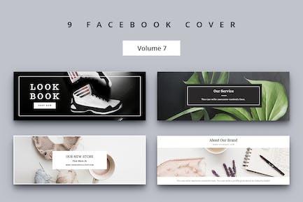 Facebook Cover Vol. 7