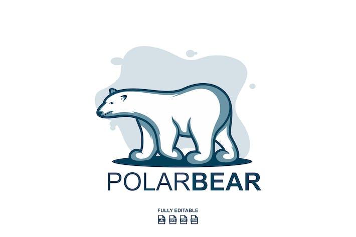 Thumbnail for POLAR BEAR LOGO TEMPLATES