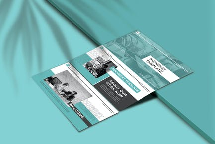 DOCUMENT - Business Powerpoint Template