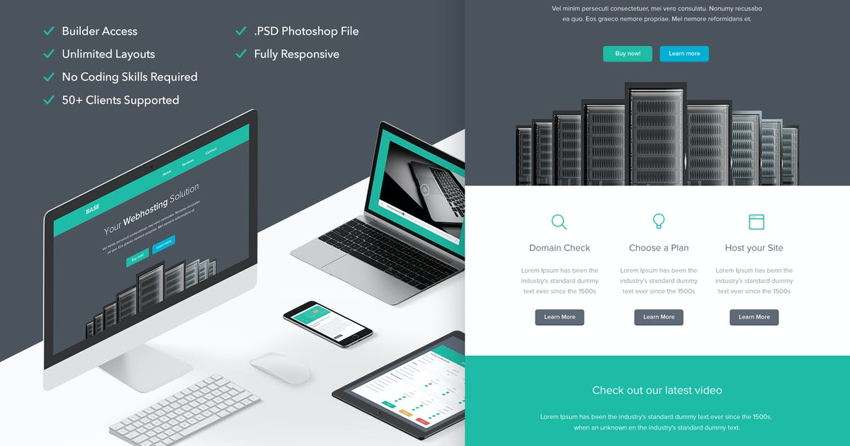 Download Base - Video Email + Themebuilder Access by RocketWay