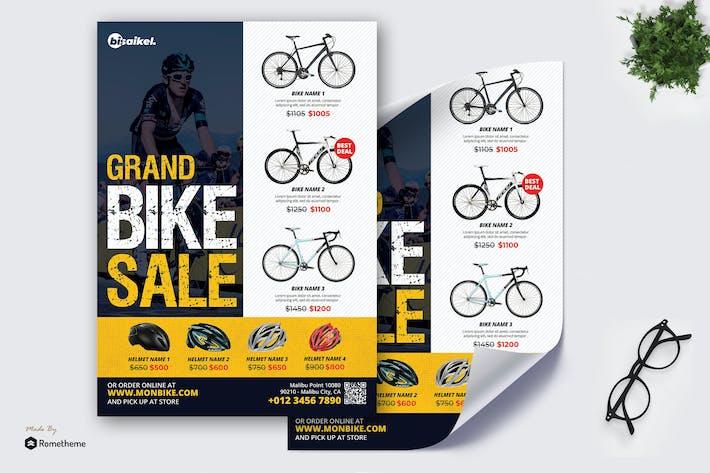 Thumbnail for Bisaikel - Produkt Poster RB