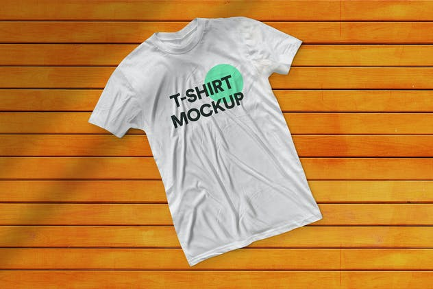 T-Shirt Mockup 10