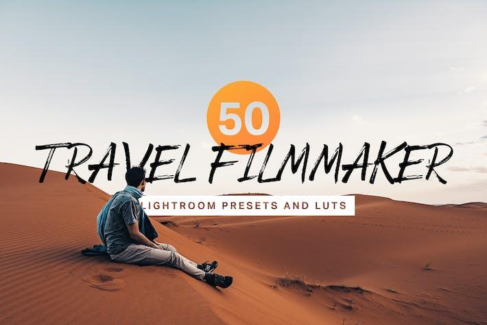 Thumbnail for 50 Пресеты Lightroom и LUT для путешествий кинематографистов