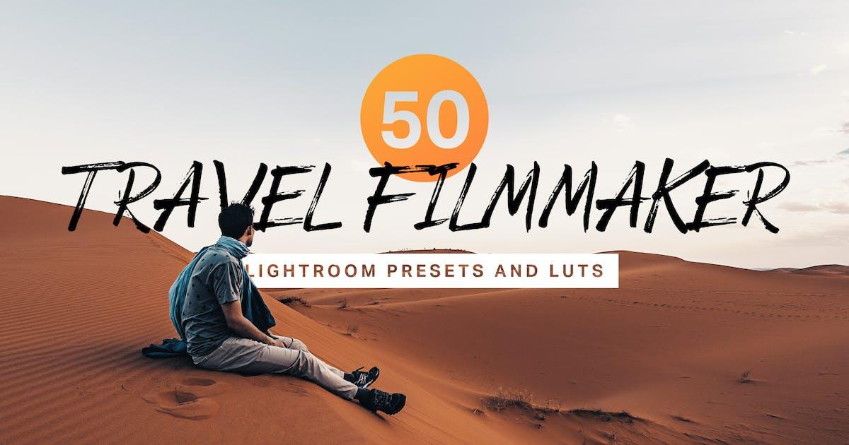 Download 50 Travel Filmmaker Lightroom Presets and LUTs by sparklestock