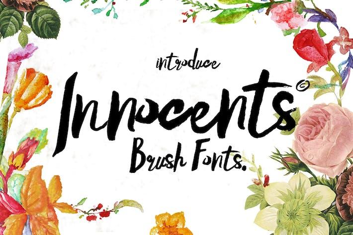 Thumbnail for Guión de Pincel Innocents