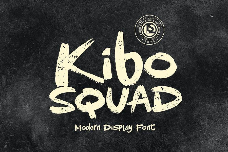 KIBO Squad - Fuente de visualización