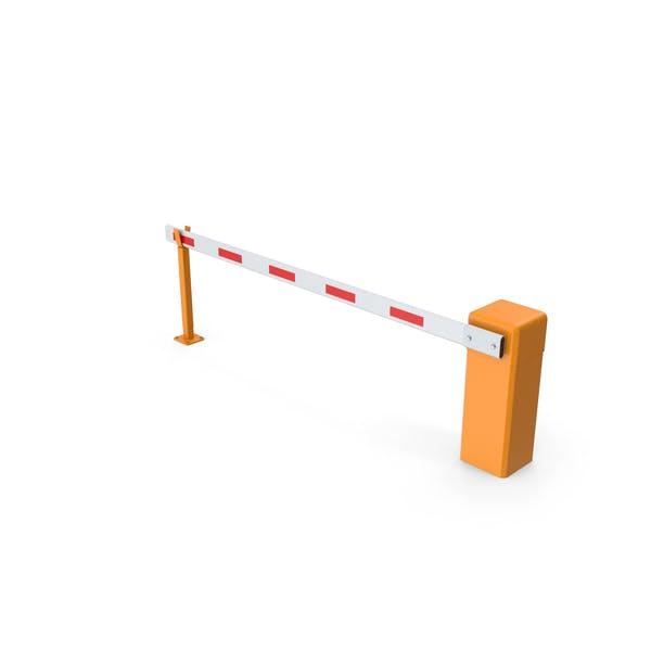 Автоматический дорожный барьер