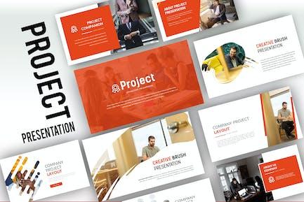 Project Business Keynote