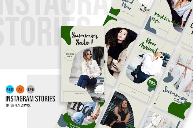 Jadesty - Fashion Instagram Stories Template