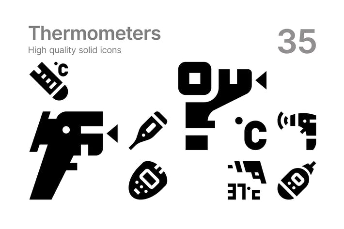 Thumbnail for Thermometers