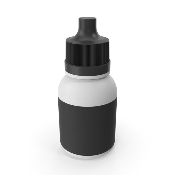 Bottle with Dropper
